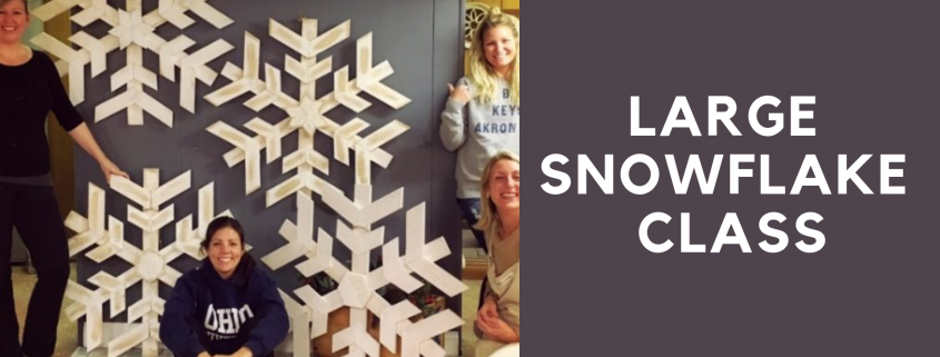 600pm 800pm Large Snowflake The Makery